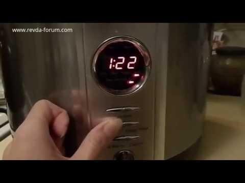 Рецепт пышного бисквита для мультиварки-скороварки Редмонд REDMOND RMC-M4504.
