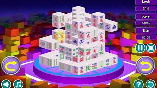 Game Mahjong 3D