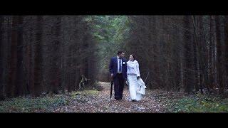 Свадебная история: Антон и Юля 11112015