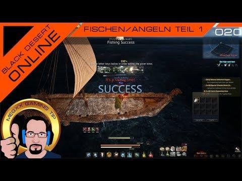 Fishing Guide 2018 BDO Teil1  - Megxx Gaming Channel | Black Desert Guide - ► Tipps U. Tricks German