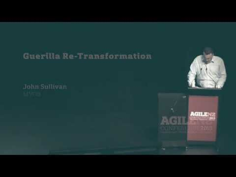 John Sullivan - Agile NZ 2015 - Presentation