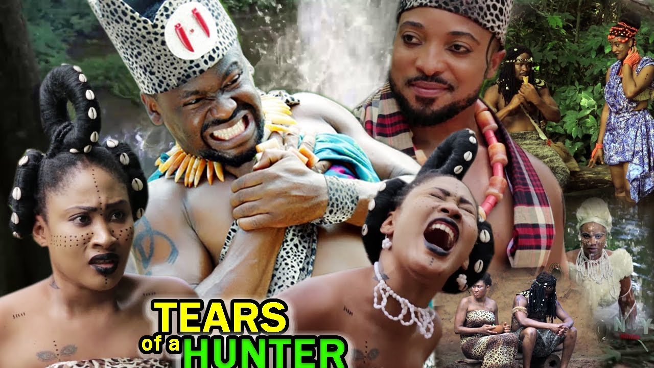 Tears Of A Hunter 3&4 - Zubby Micheal  2018 Latest Nigerian Nollywood Movie ll African Epic Movie HD #1