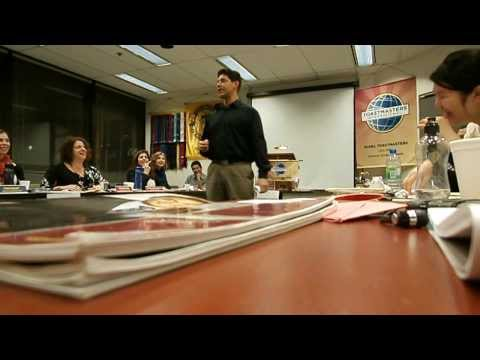 Second Toastmasters speech. Investing in Dominican Republic