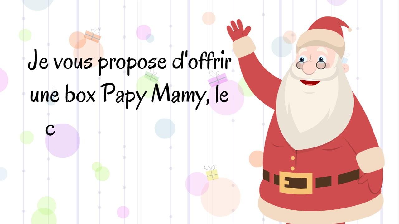 cadeau noel 2018 parents Cadeau grands parents Noel 2018   YouTube cadeau noel 2018 parents