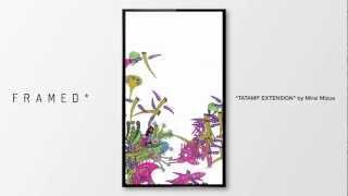 Tatamp extension by Mirai Mizue