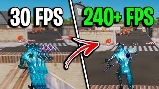 Improve Your Fortnite FPS In JUST 3 Minutes! (Stutter/Lag Fixes)