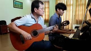 NIỆM KHÚC CUỐI - Ngô Thụy Miên. Hòa tấu Guitar & Piano