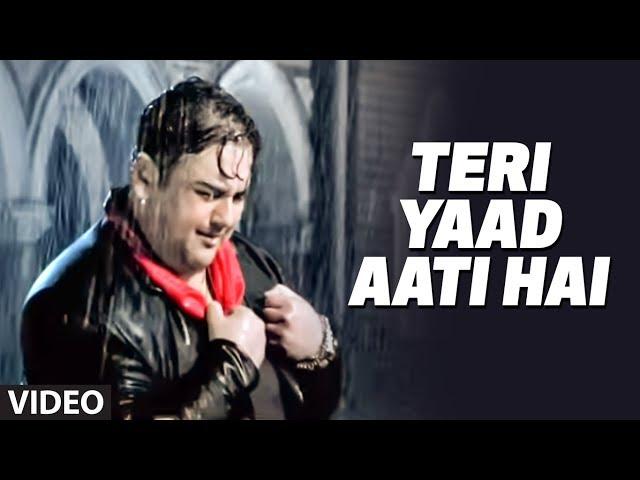 Official Video: Teri Yaad Adnan Sami Super Hit Hindi Album