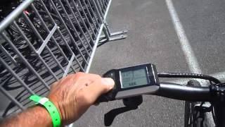 Polaris E-bike Test Ride---Interbike 2013