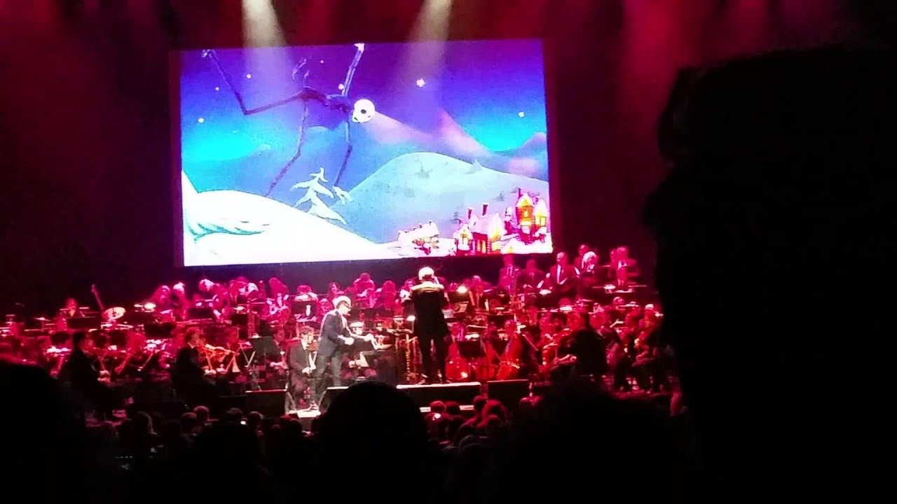 Danny Elfman performs Nightmare Before Christmas 11/1/2014 - YouTube
