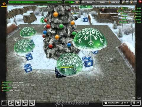 Thumbnail: New Year Party in Tanki Online