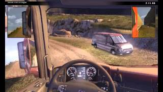 ESTRATA DA MORTE Scania Truck Driving Simulator CRACK DA VERSAO 1.1.0 + TUTORIAL