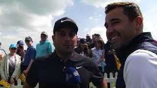 Molinari in demand | The 148th Open at Royal Portrush