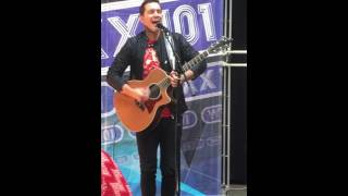 Andy Grammer - Studio 101 clips - Green Bay