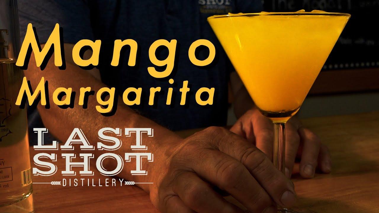 Last Shot Distillery | Mango Margarita