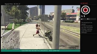 PS4 Pro Live Stream Episode 18 - GTA 5 online Car Meet Car Show Role Play RP MC Club race races GTAV