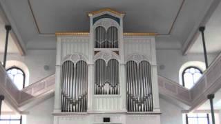 Felix Mendelssohn-Bartholdy - Organ Sonata no. 4 in Bb major