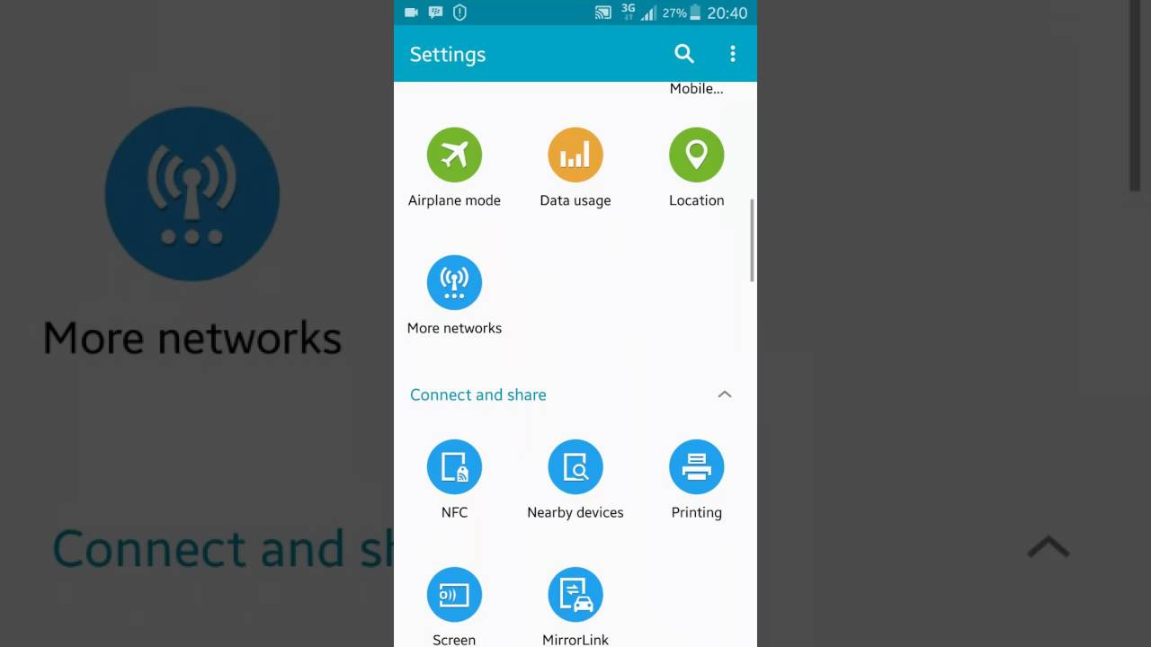 Cara Perbaiki Android Tidak Bisa Internet Youtube
