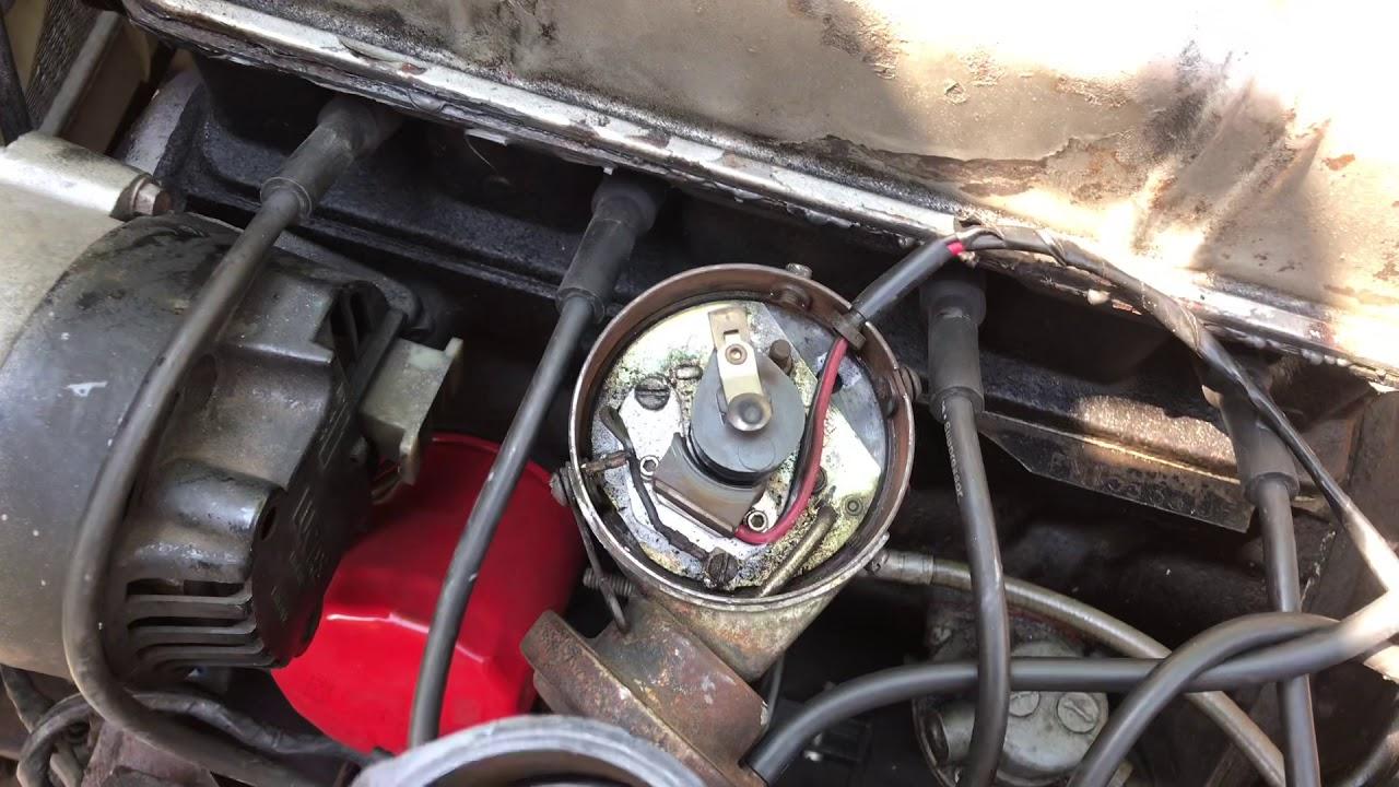 Triumph Spitfire AccuSpark Electronic ignition Kit for Delco Distributors