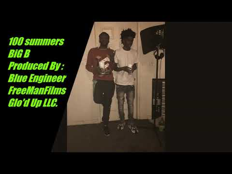 100 Summers Dj Mustard Type Beat : BiG B - 100 Summers ** Produced By : Blue
