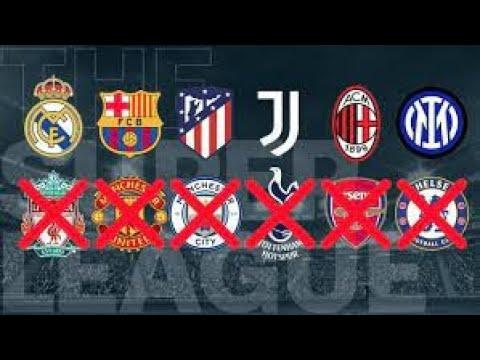 Not So Super League - Making Sense of It All