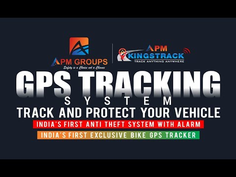 APM Kingstrack logo 3 : GPS Tracking Solutions