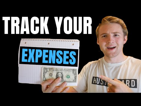 The Best Way To TRACK Your Expenses (Budget Management)