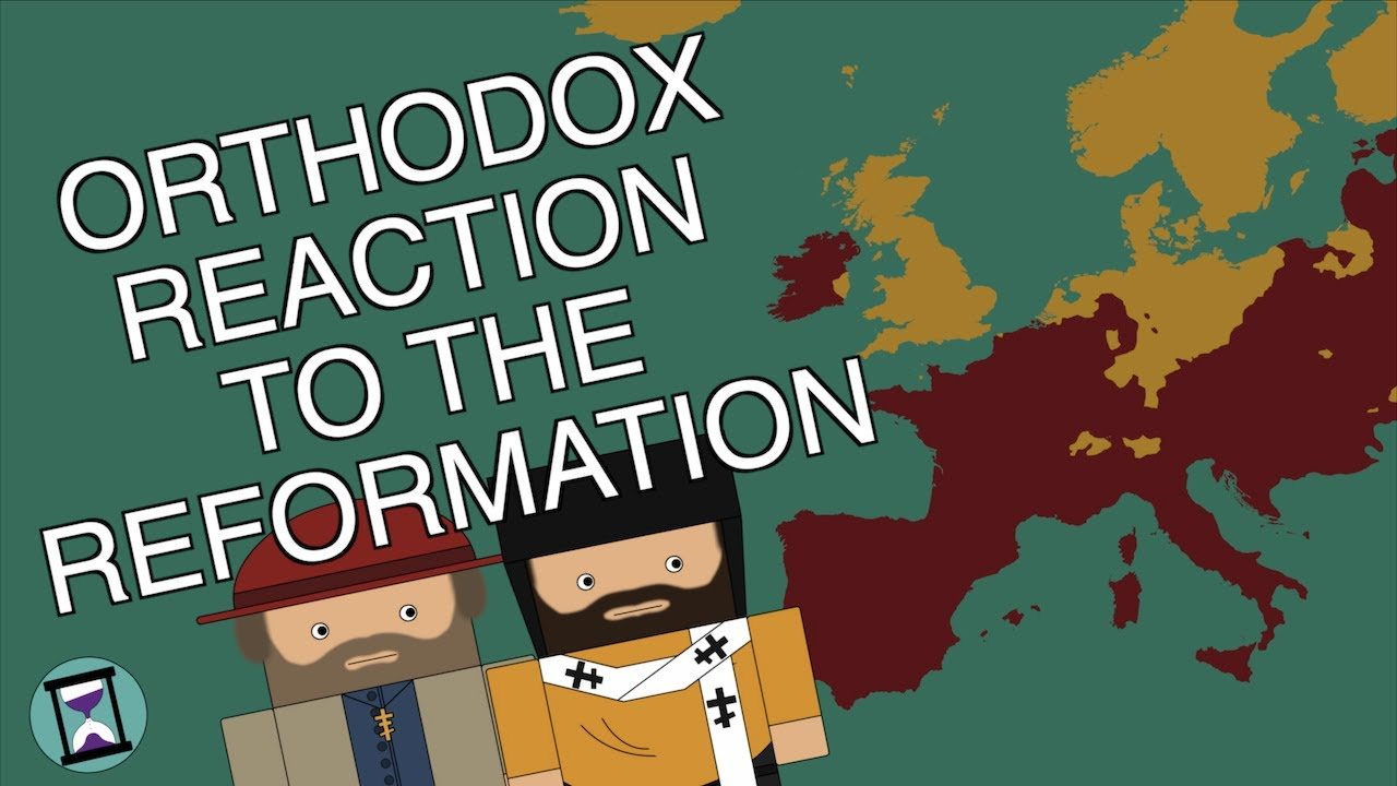 Download How did the Orthodox World React to the Protestant Reformation? (Short Animated Documentary)