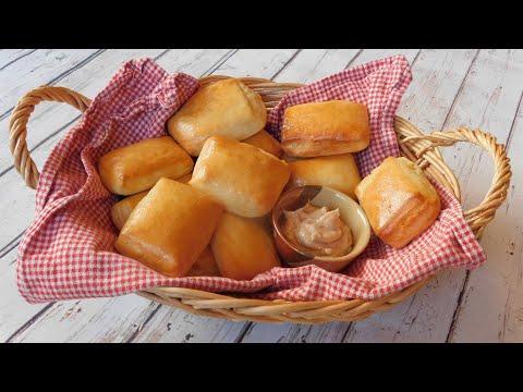 Texas Roadhouse Bread Rolls || Texas Roadhouse Sweet rolls || Cinnamon butter ||
