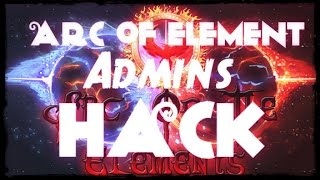 Repeat youtube video [ROBLOX] Arc of elements Admins Hack 2015!!
