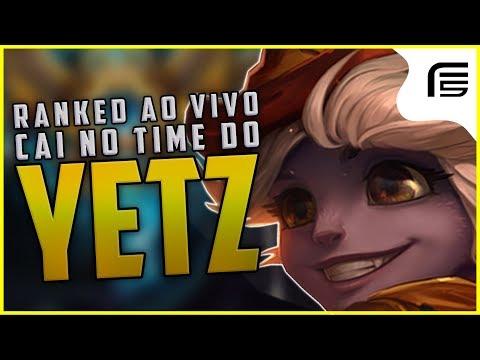 CAÍMOS NO TIME DO YETZ EM RANKED E STOMPAMOS - League of Legends - Fiv5 thumbnail