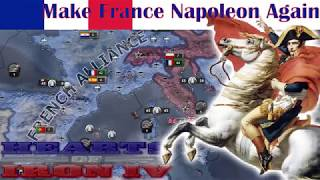 HOI4- MAKE FRANCE NAPOLEON AGAIN in 9 minutes