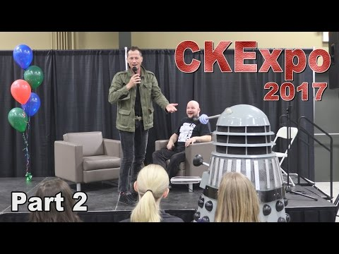 CK Expo 2017 Part 2 - The Interviews