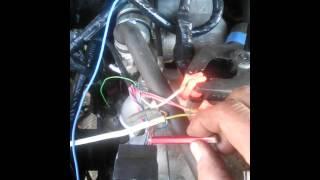 видео Схема электропроводки автомобиля Газель с двигателем 405