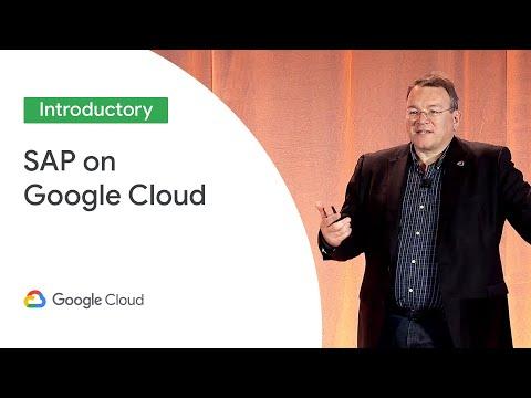 State Of The Art:  SAP On Google Cloud (Cloud Next '19)