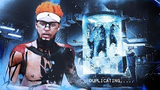 STEEZO ACCIDENTALLY CLONED HIMSELF ON NBA 2K19 AND THIS HAPPENED..(OMG) HOW TO 2V2 ISO W/ 2 GUARDS!