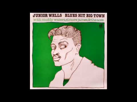 Junior Wells - Please Throw This Poor Dog  A Bone mp3