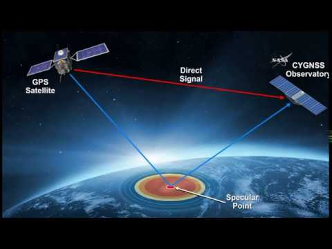 CYGNSS Mission Science Briefing