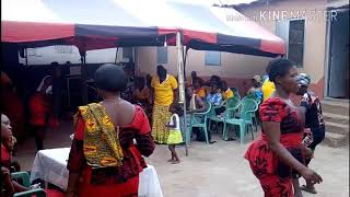 DRUMMING AND DANCING IN PEKI GHANA