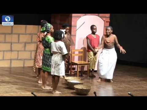 Art House: Childville School Stage Drama Dwells On Bini Kingdom