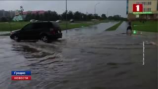 Беларусь продолжает ликвидировать последствия бури