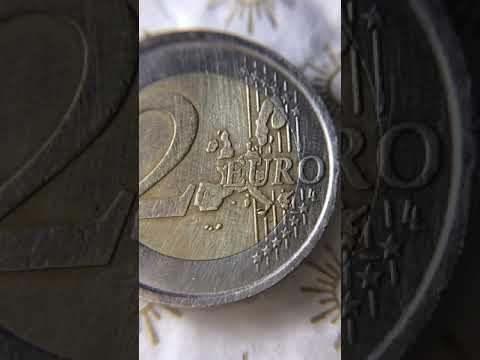 2 EURO -ITALY. 2002.  DEFECT