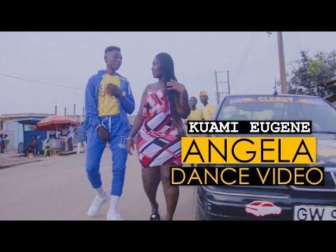 Kuami Eugene – ANGELA (The Dance Version) by URBAN T.I & Da Urban Dancers [Shot By CFresh Opoku]