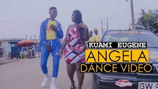 Kuami Eugene - ANGELA (The Dance Version) by URBAN T.I & Da Urban Dancers [Shot By CFresh Opoku]