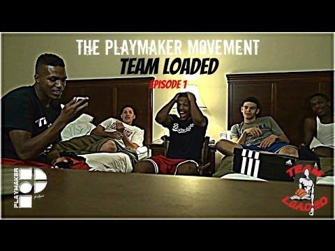 TEAM LOADED EPISODE 1: DALLAS | Dennis Smith Jr. Behind the Scenes!
