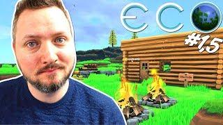 MIN STARTER BASE! - Eco Dansk Ep 1