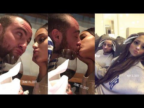 My Year In 10 Minutes!  Ft Mac Miller | Ariana Grande Instagram Stories
