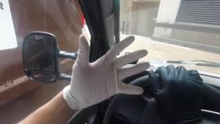 Latex VS. Nitrile Glove