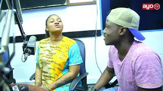 Shilole na Mpenzi wake mpya wahojiwa kwa Diva Clouds FM