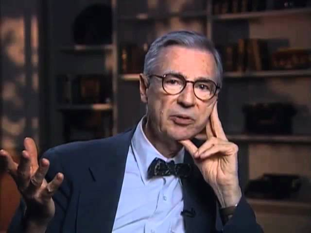 Fred Rogers On How He D Like To Be Remembered Emmytvlegends Org Youtube